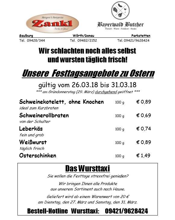 KW 13 Angebot